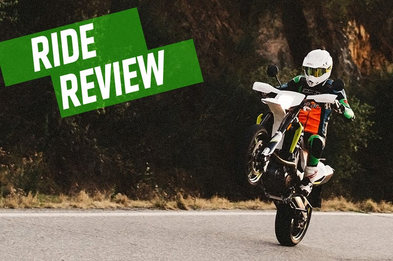 Ride Review Sell Whatever You Own And Go Buy The Husqvarna 701
