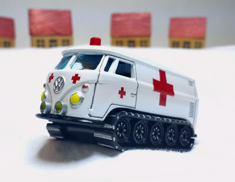 Illustration for article titled Alpine Ambulance: The Complete Superfly Contest Build