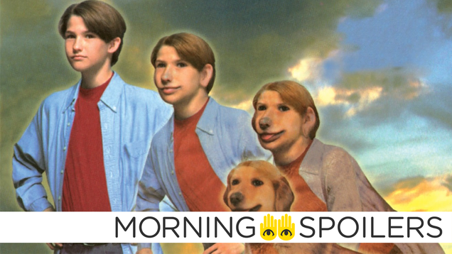 Updates on the Animorphs Movie, Marvel s Moon Knight, and More