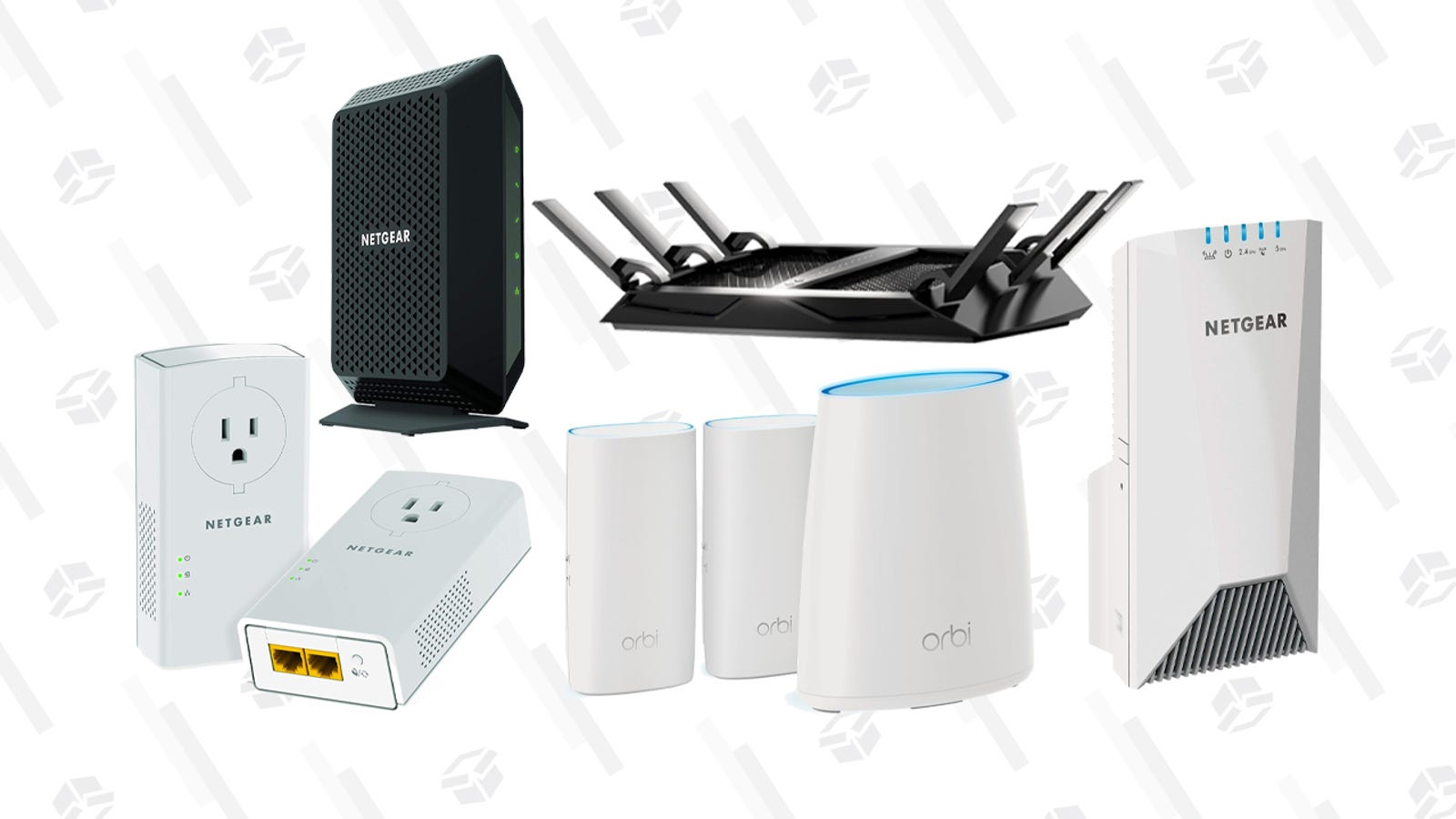 Upgrade Your Home Network With Today's Netgear Gold Box