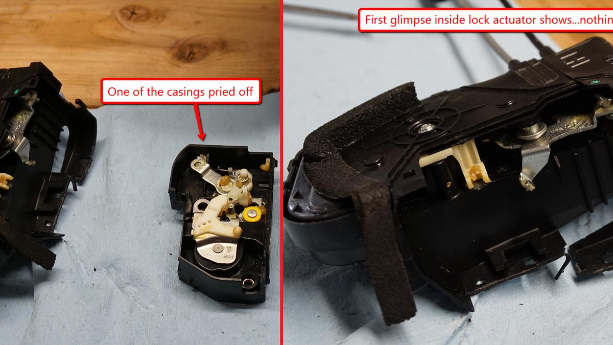 Hyundai Elantra: Power Door Lock Actuators. Repair procedures