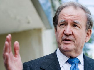 Pat Buchanan (Brendan Smialowski/Getty Images)