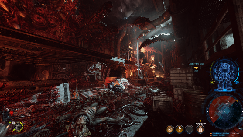 Space Hulk: Deathwing Is A Boring Mess Among Much Better Warhammer Games