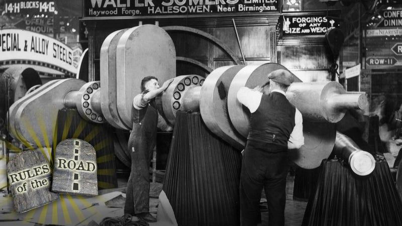 Illustration for article titled History's Most Expensive Crankshaft