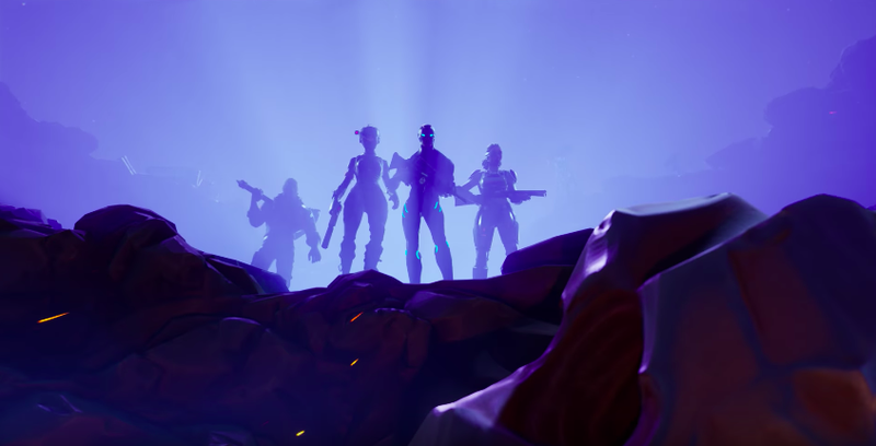 Illustration for article titled Fortnite's Comet Drama Showed What The Game Does Best