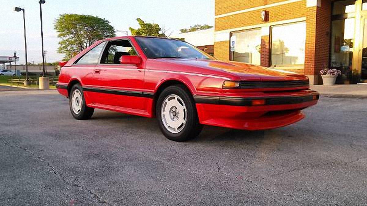 1988 nissan 200sx se v6
