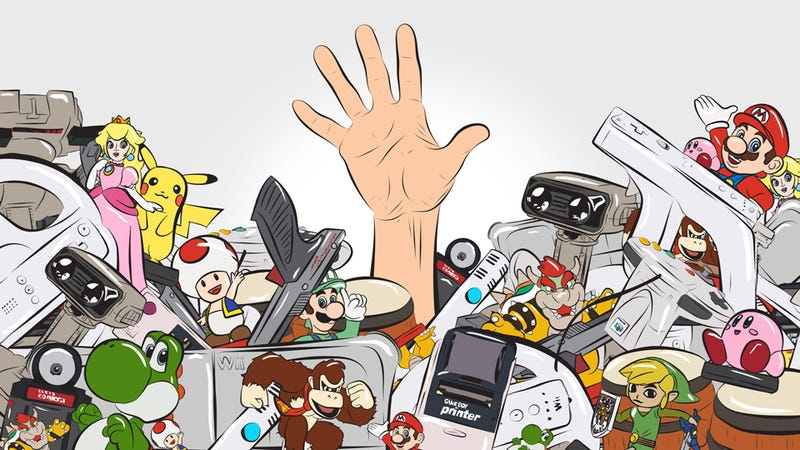 Illustration for article titled The Amiibo Problem