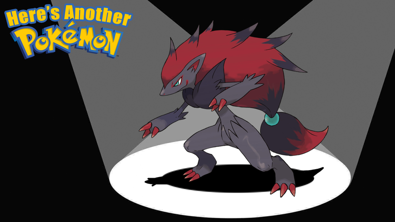 Illustration for article titled Zoroark Can Trick People With Illusions And Turn Into A Human