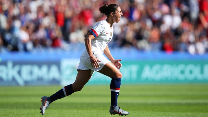 A Pissed Off Carli Lloyd Is Still The Uswnt S Most Destructive Force