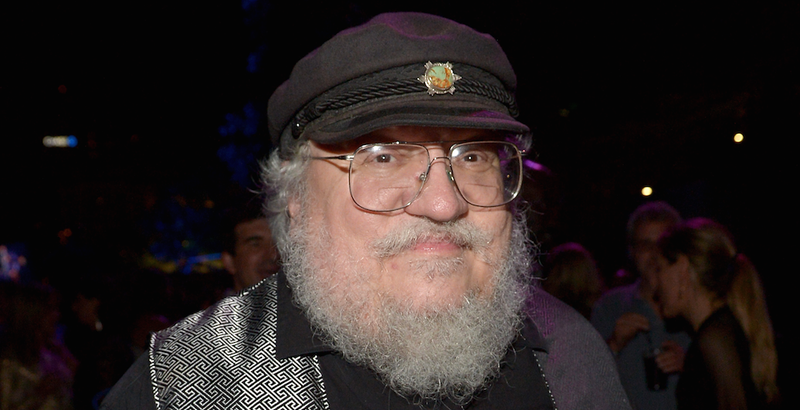 Illustration for article titled A Highly Scientific* Analysis of GRRM's Progress OnThe Winds of Winter