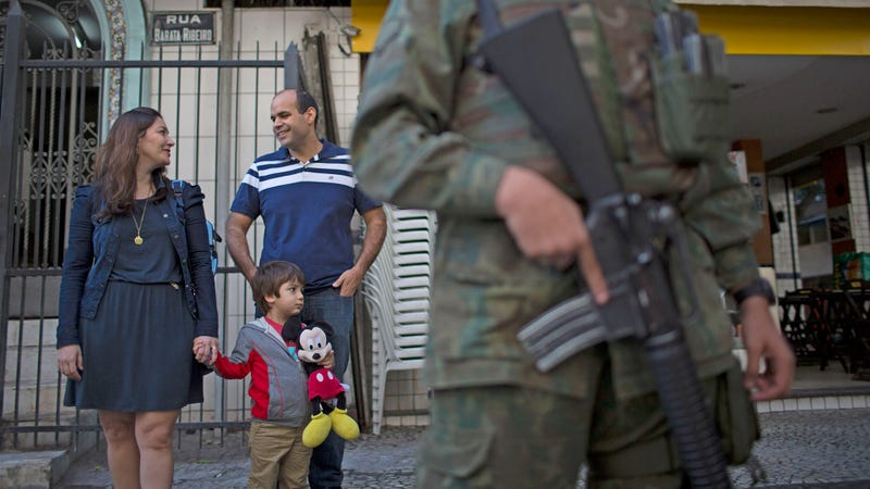 Photo credit: Leo Correa/Associated Press