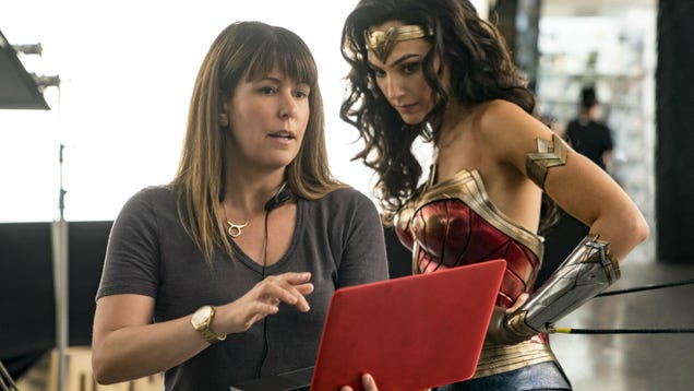 Patty Jenkins Is Grateful She Didn t Direct Thor: The Dark World