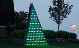 consumer reports writes about the pros and cons of led christmas tree lighting in summary - Led Christmas Tree