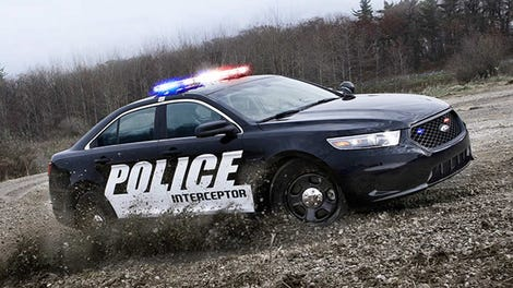 heres how fast modern police vehicles really are