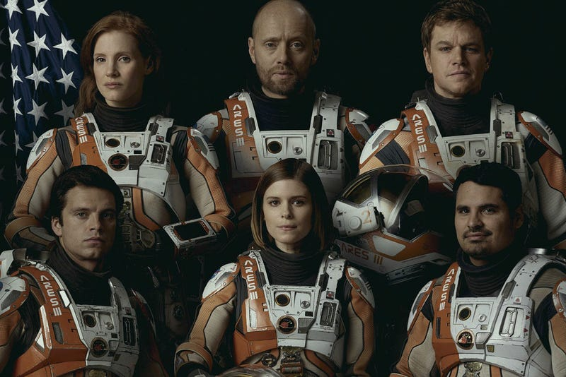 Meet The Crew Of Ares 3 In The Martian's Official Mission ...