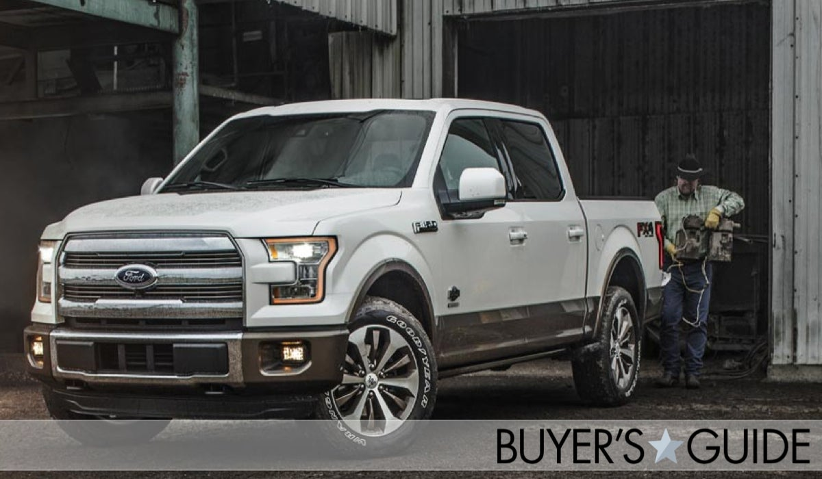 ford f 150 the ultimate buyer s guide rh jalopnik com Ford Torino Ford vs Chevy