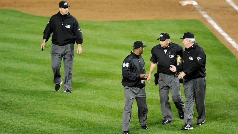 Illustration for article titled MLB Set To Consider Instant Replay For Just About Everything