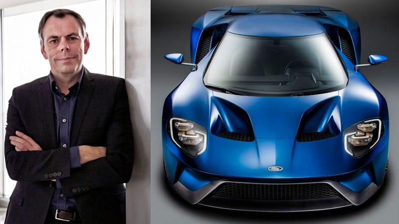 Illustration for article titled Ford Global Design DirectorChris SvenssonDies At 53