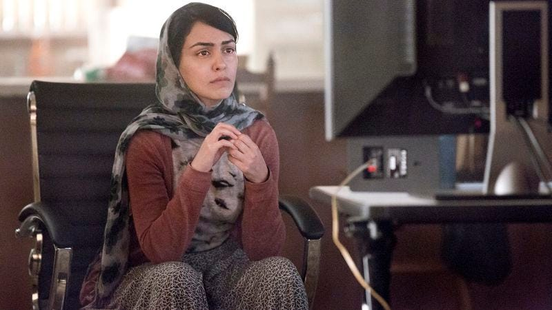 Illustration for article titled Nazanin Boniadi will be a regular on the next season of Homeland, because [redacted]