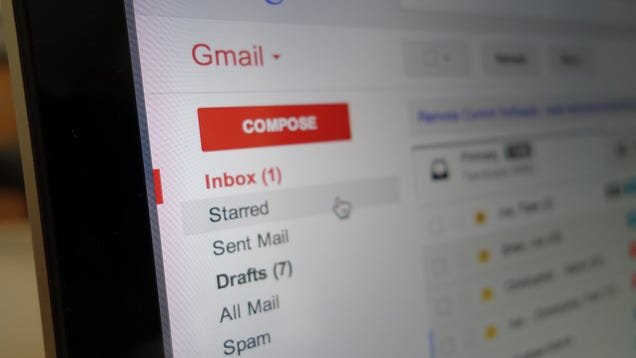 Is Gmail Biased Against Elizabeth Warren or Is Everything Just Awful?
