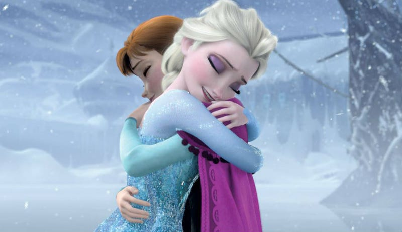 Illustration for article titled This Deleted Scene From  Frozen Shows a Different Dynamic