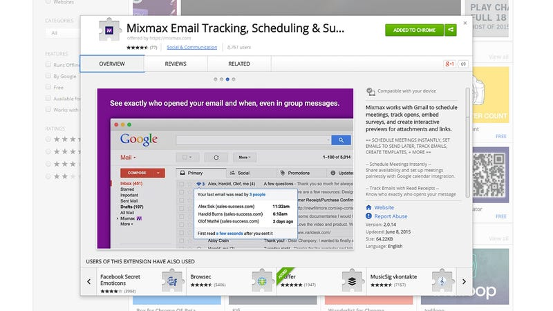 Illustration for article titled Supercharge Your Email With Mixmax