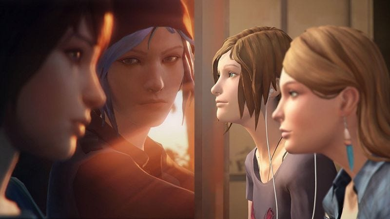 Life Is Strange [PC] | $5 | AmazonLife Is Strange: Before the Storm | $10 | AmazonGráfico: Shep McAllister