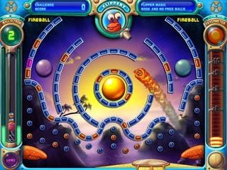 Illustration for article titled Peggle, Peggle Nights Pegged For PlayStation Store Posthaste