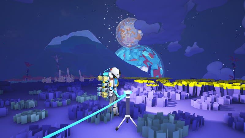Up coming Space Survival Game Astroneer Will Kill You In All The Best Ways Gamingworldzone