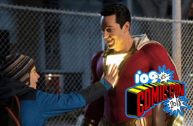 The FirstShazam!Trailer Finally Lets theDC Universe Have Some Fun
