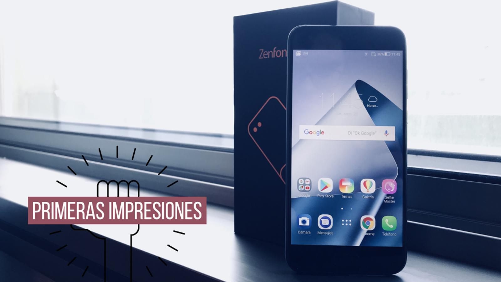 Probamos los Zenfone 4: los nuevos teléfonos de Asus son excelentes ...