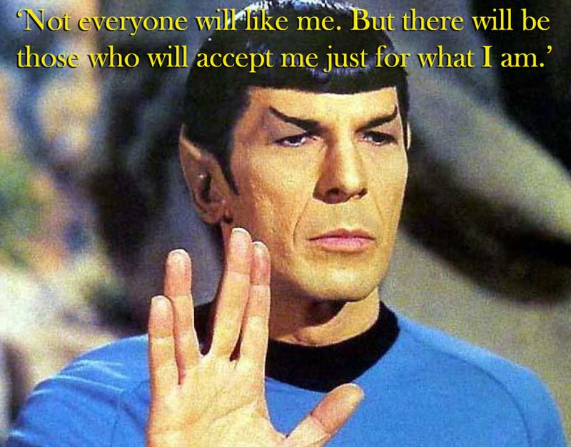 Illustration for article titled WWSD (What Would Spock Do)