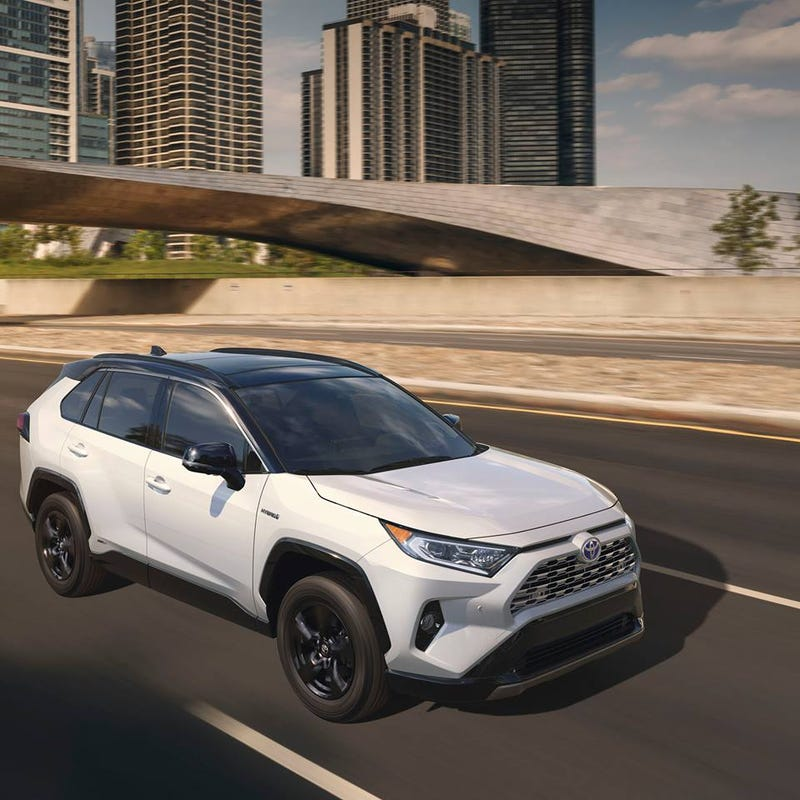 The 2019 Toyota Rav4 Is Here