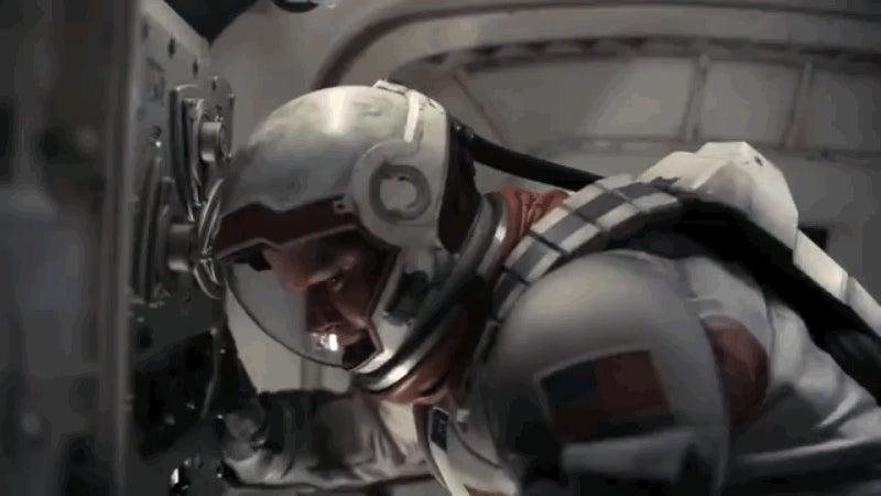Cinta adhesiva y cuerdas: guía de la NASA para detener a un astronauta psicótico en el espacio