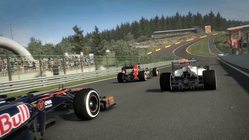 Illustration for article titled F1 2012: The Kotaku Review