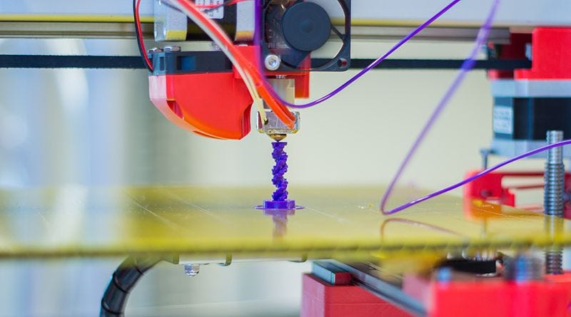 Illustration for article titled 3D Printing Has A Strange, Unintended Consequence
