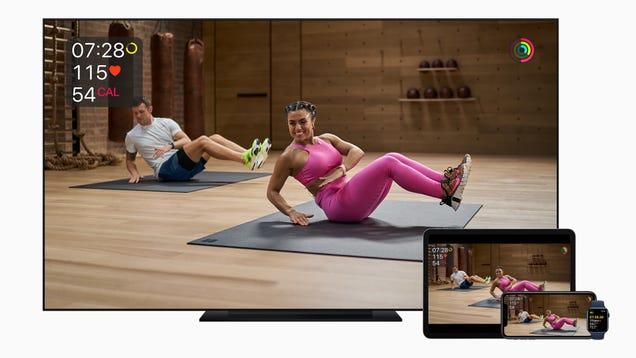 It Looks Like Apple Fitness+ Is Launching Soon