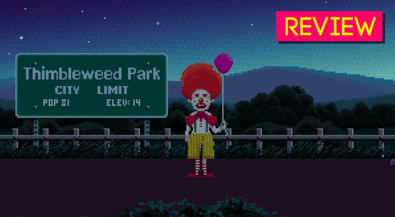 Illustration for article titled Thimbleweed Park: The Kotaku Review