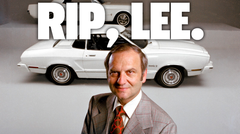 Illustration for article titled Auto Industry Legend Lee Iacocca Dead at 94