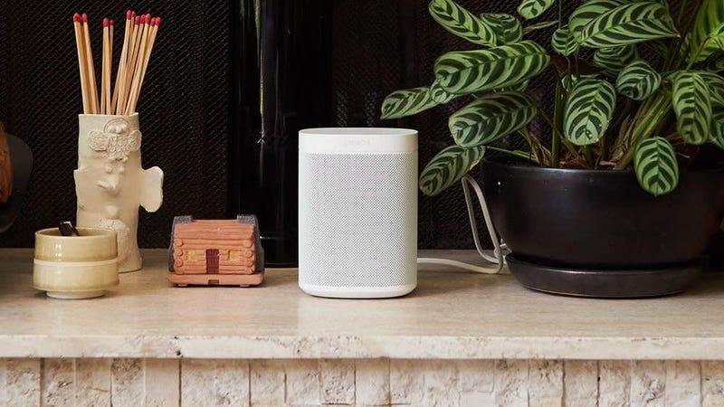 Sonos One   $150   Amazon