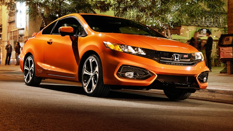 Illustration for article titled The 2014 Honda Civic Si Coupe: This Isn't Better