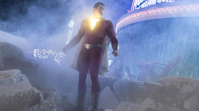 The Shazam Sequel Is Officially in the Works