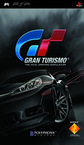 Illustration for article titled Gran Turismo PSP Box Art Get