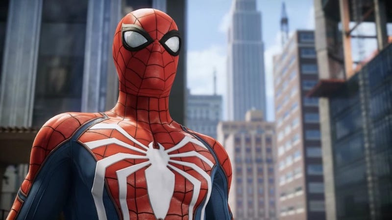 Insomniac Developer Reveals A Spider-Man PS4 Easter Egg Nobody Noticed