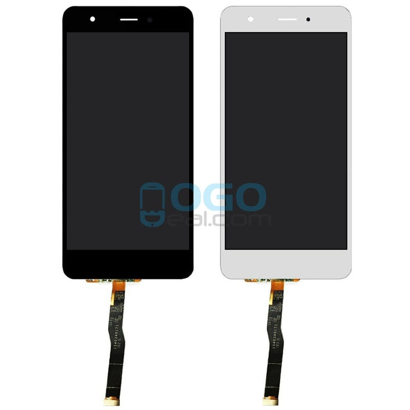 Illustration for article titled For Huawei Nova LCD & Digitizer Touch Screen Assembly Replacement - Black
