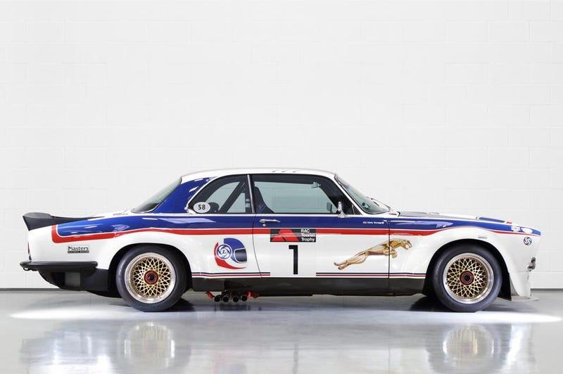 Illustration for article titled 1976 Jaguar Broadspeed XJ12