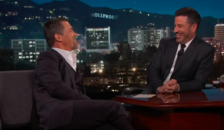 Josh Brolin, Jimmy Kimmel