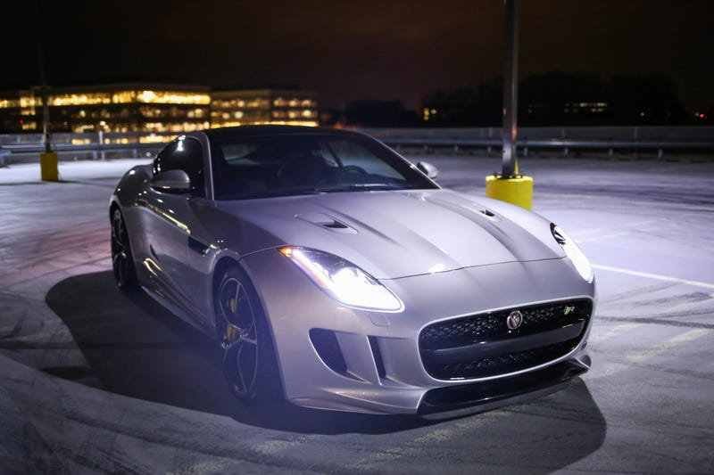 F Type Coupe >> The Jaguar F Type R Coupe Is A Spectacle For Everyone But You