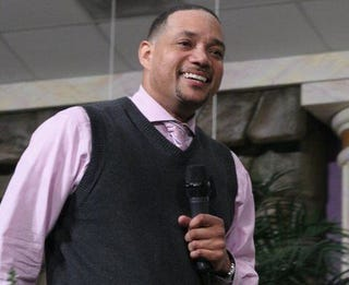 Mega-church pastor Zachery Tims dies at 42. (Google)