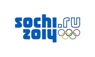 Illustration for article titled Sochi 2014: Russian Cyberathlete among the Flag-bearers of Olympic Colors